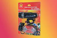 Велосипедная фара и задний фонарь Power Beam SY-29