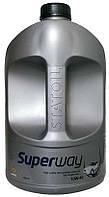 Моторное масло полусинтетика Statoil (Статоил) Super Way 10w40 4л