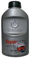 Моторное масло полусинтетика Statoil (Статоил) Super Way Diesel 10w40 1л