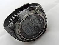 Часы  водостойкие Q@Q  10Bar Pro Sport, можно плавать, противоударные