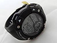 Часы  водостойкие Q@Q  10Bar Pro Sport, можно плавать, противоударные, m145j002