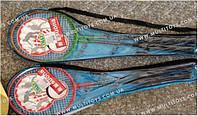 Бадминтон 2 ракетки в сумке