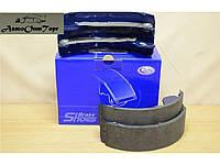 Колодка тормозная задняя на Daewoo Lanos, model: 1337B-FC, производство: Frico, каталожный номер: 1337B-FC; (комплект)