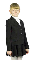 Пиджак для девочки школьный Промателье сервис Марина