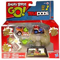 Мульти-набор Angry Birds Go! Telepods Hasbro A6181