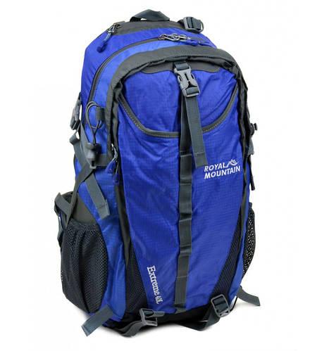 Рюкзак Туристический 40 л. Royal Mountain 4090 dark-blue синий