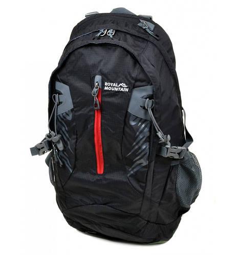 Оригинальный туристический рюкзак 38 л. Royal Mountain 4097 black черный