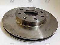Тормозной диск передний Brembo 09309020 на Daewoo Kalos /Chevrolet Aveo Kalos Spark (R13)