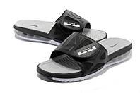 Шлепки Nike Lebron Slide black