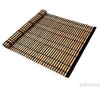 Набор ковриков под тарелки KESPER бамбук темные 2 штуки 44,5*30 см (52400)