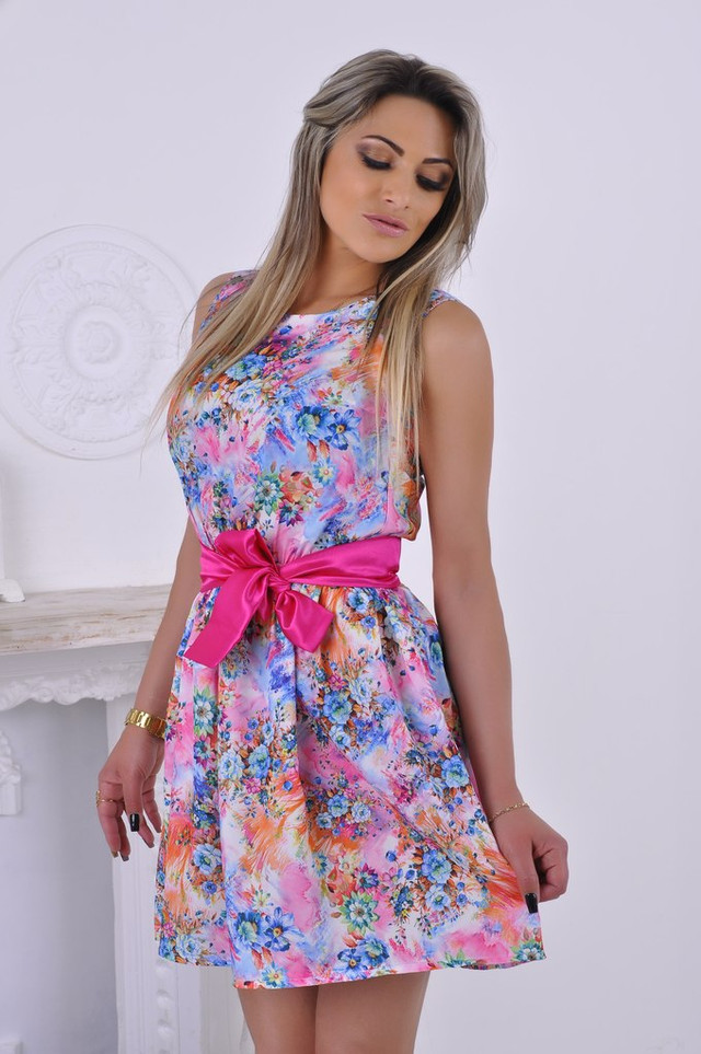 Фото молодежных платьев для девушек