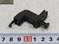 Кнопка контрольной лампы ручника на ВАЗ Калина, 1117, 1118, 1119, Niva-Chevrolet 2123, производство: Калуга, каталожный номер: 79.3710