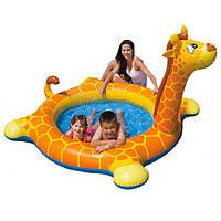 Бассейн жираф 165-208-162см