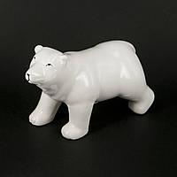 """Статуэтка белый медведь """"На северном полюсе"""" HYS09A032-3"""