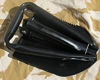 Складная походная лопатка (большая, двухколенная)