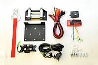 Лебедка электрическая для квадроцикла DRAGON WINCH DWH 4500 HD 12V/2,04 т