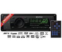 SUD-390 Black/Multicolor USB/SD ресивер, SHUTTLE