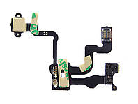 Шлейф Apple iPhone 4s for light sensor and power button (Flat Cable)