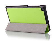 """Чехол для Lenovo Tab 2 A7-30 7"""" Slim Green"""