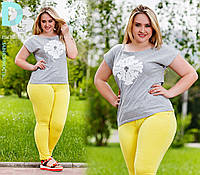 Желтые батальные штаны