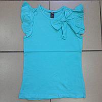 Детская одежда оптом Майка-туника для девочек-подростков оптом р.8-15 лет