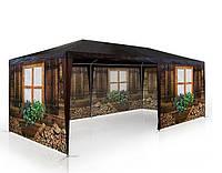 Павильон садовий 3х6м (6 стінок) OCTOBERFEST