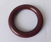 Кольцо для карниза  пластиковое  цвет  махонь