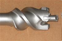 Бур по бетону SDS-MAX Проломной 40*550 мм