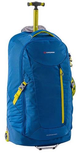 Рюкзак дорожный на колесах 75 л. Caribee Stratosphere 75 Sirius Blue, 921601