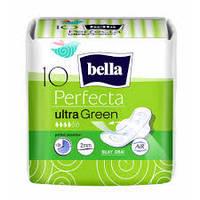 Прокладки женские Bella Perfecta Ultra Green, 10 шт.