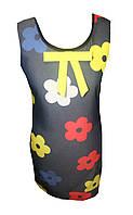 Женское платье цветок норма