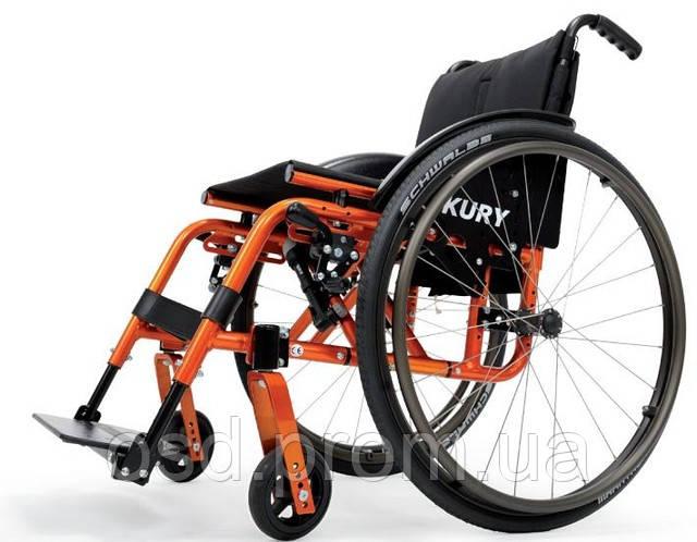 Активная инвалидная коляска AKTIV X1