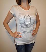 Молодежная футболка 21153