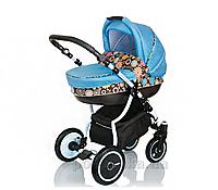 Коляска для новорожденных Lonex Speedy V Light L-12