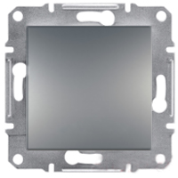 Schneider Electric Asfora PLUS выключатель-кнопка  (Шнейдер Электрик Асфора ПЛЮС)
