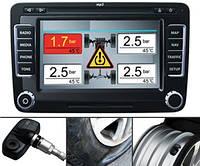 TPMS 881 Система контроля температуры и давления в шинах, STEELMATE
