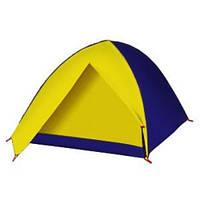 Двухместная туристическая палатка Coleman 1001 с мини-тентом