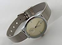 Часы женские - CK Calvin Klein в серебристом цвете