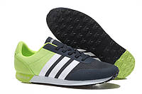 Мужские текстильные кроссовки Adidas NEO V Racer (Neo_Rac_02)