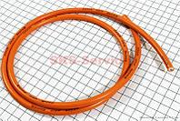 ПРОВОД к катушкам зажигания (оранжевый), 1метр