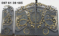 Ворота кованные 38550