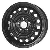 Стальные диски KFZ 9228 Mitsubishi R16 W6.5 PCD5x114.3 ET46 DIA67.1 (black)