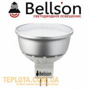 Светодиодная лампа BELLSON LED MR16 GU5.3 3W 2700K 200lm (BL-GU5.3|3W-200|MR16)