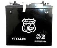 Motakuji YTX14-BS AGM