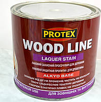 Пропитка лаковая для дерева ТМ «PROTEX» (2,1 л)