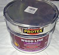Пропитка лаковая для дерева ТМ «PROTEX» (10 л)