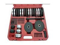 Набор монтажа/демонтажа ступичных подшипников 62,66,72,85мм (JW0692) JTC