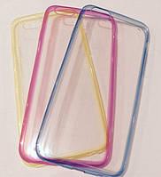 Силиконовый чехол для телефона TPU case 0,3mm for iPhone 6 transparent