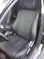 Чехлы полностью из экокожи Hyundai (Хюндай)