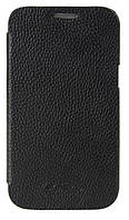Чехол-книжка для телефона Melkco Book leather case for Samsung S6802 Galaxy Ace DuoS, black (SS6802LCFB2BKLC)